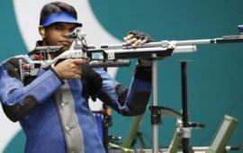 एशियाड 2018: दीपक कुमार ने 10मीटर रायफल में जीता सिल्वर मेडल