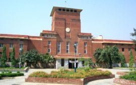 दिल्ली यूनिवर्सिटी NCWEB में पर्चा युग खत्म, गिद्ध युग शुरू