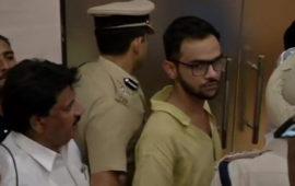 जेएनयू छात्र नेता उमर खालिद पर जानलेवा हमला, बाल-बाल बची जान