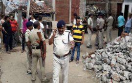मसौढ़ी में दो पक्षों के बीच हिंसक झड़प, पुलिस भी हिंसा की शिकार