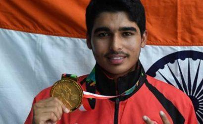 एशियाड 2018-  सौरभ ने रिकॉर्ड के साथ देश के लिए जीता स्वर्ण पदक