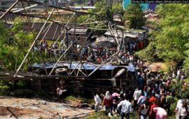 पटना के नजदीक पलटी बस में मरे लोग दुर्घटना के बजाय सांस्थानिक हत्या के शिकार