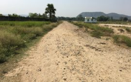 हाल-बेहाल: गांव ने विधायक समेत तीन प्रतिनिधि चुने, सड़क फिर भी खस्ताहाल