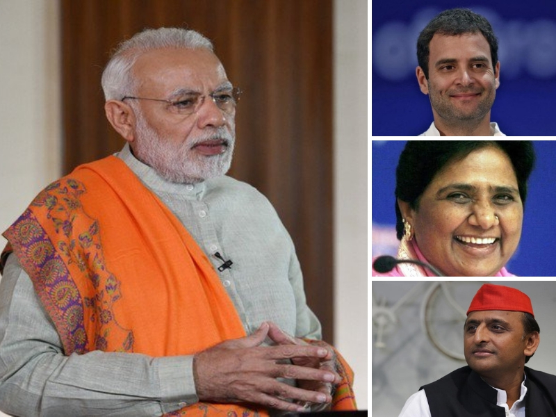 वोटरों को जागरूक बनाने के लिए मोदी ने राहुल गांधी, ममता बनर्जी समेत कई बड़ी हस्तियों से ट्विटर पर की अपील
