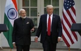 कश्मीर मुद्दा: ट्रम्प की टिप्पणी को भारत सरकार ने किया खारिज, कहा-कभी मध्यस्थ बनने को नहीं कहा