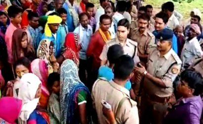 योगीराज में नरसंहार, पीड़ितों से मिलने जा रही प्रियंका गांधी हिरासत में ली गईं
