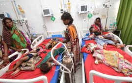 मुजफ्फरपुर में अभी चमकी बुखार का कहर थमा भी नहीं कि गया से आने लगी मौत की खबरें…
