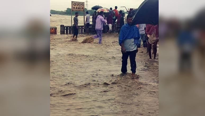 एक हफ्ते पहले सुखाड़ झेल रहा बिहार अब बाढ़ के चपेट में