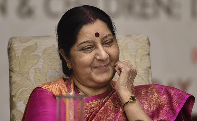 दिल का दौरा पड़ने से पूर्व विदेश मंत्री सुषमा स्वराज का निधन