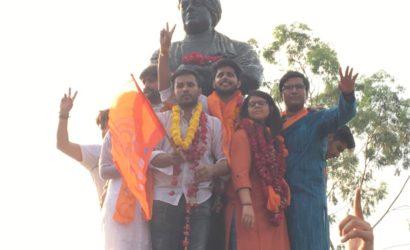 दिल्ली विश्वविद्यालय छात्र संघ चुनाव में 'जाति और लॉबी' ही सत्य हैं बाकी सब मिथ्या…