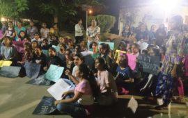 बीएचयू में छात्राओं के सामने झुका प्रशासन, आरोपी प्रोफेसर को लंबी छुट्टी पर भेजा गया