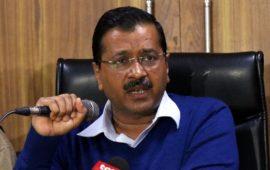 अमित शाह जी, ये आपने क्या हाल बना रखा है हमारी दिल्ली का- अरविंद केजरीवाल