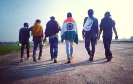 उत्तर प्रदेश: पदयात्रा के जरिए शांति का संदेश देने निकले युवाओं को पुलिस ने किया गिरफ्तार