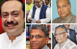 बिहार से ये पांच प्रत्याशी पहुंचने वाले हैं राज्यसभा, जानिए राजनीति में कौन कितना नया और पुराना