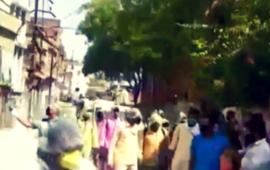 कई जगहों पर सफाई कर्मचारियों के साथ हो रही बदतमीजी के बीच बिहार से दिल छू लेने वाला वीडियो आया