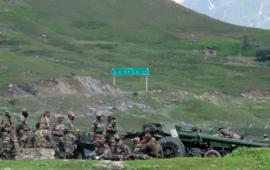 चीनी सेना के साथ झड़प में भारतीय सेना के 20 जवान शहीद
