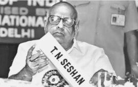 लालू प्रसाद ने जब चुनाव आयुक्त के लिए कहा, 'भैंसी पर चढ़ा कर के गंगा जी में दहा देंगे'