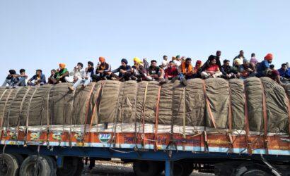 रिपोर्टर डायरी- जब सिंघु बॉर्डर पर किसानों के सवाल ने मुझे निरुत्तर कर दिया…